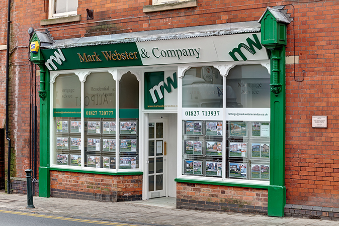 Mark Webster Estate Agents